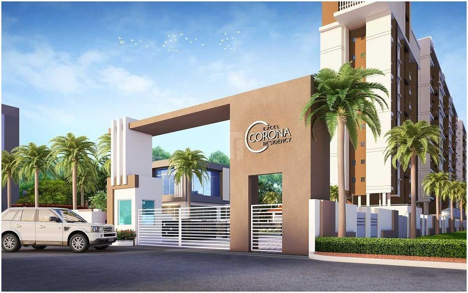 Excel Corona Residency - Project Images