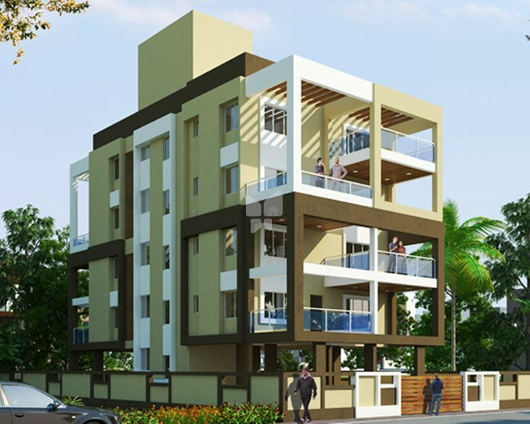 Gangotree Greenbuild Priyadarshan - Project Images