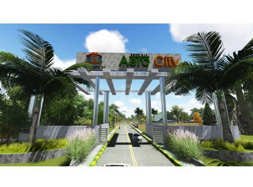 Aditya Aero City - Project Images