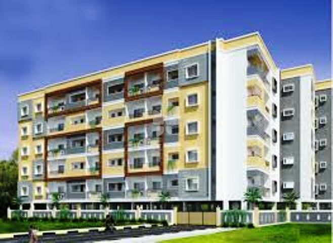 Kishore Chowdeshwari Platinum II - Elevation Photo