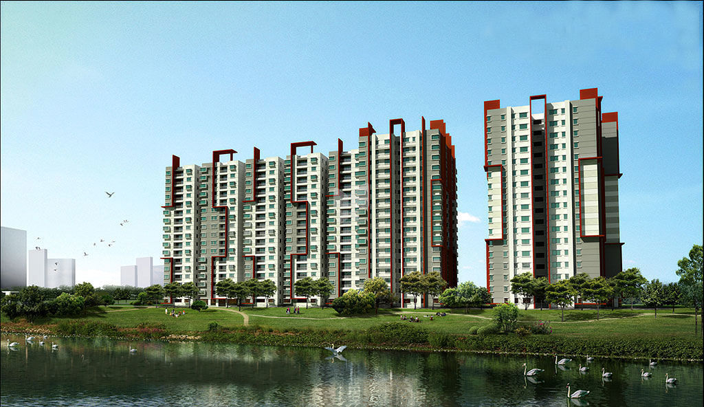 Emami Swanlake - Project Images