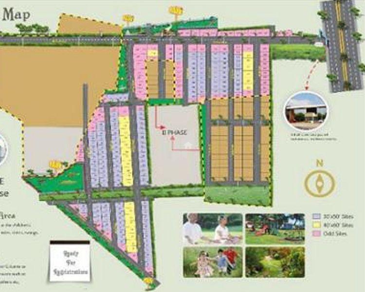 Platinum City Township - Master Plan