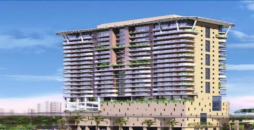 Hubtown Vedant - Project Images