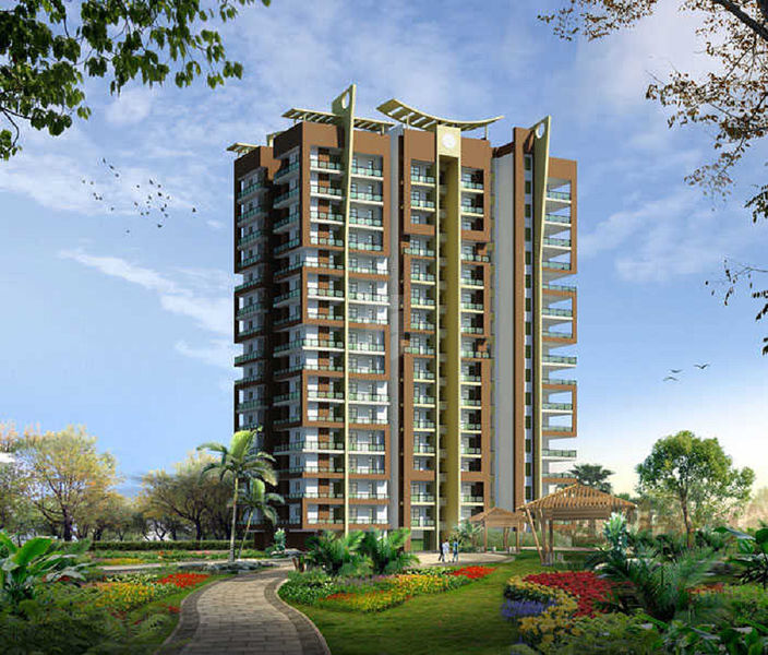 Nandini Metro Suites - Elevation Photo