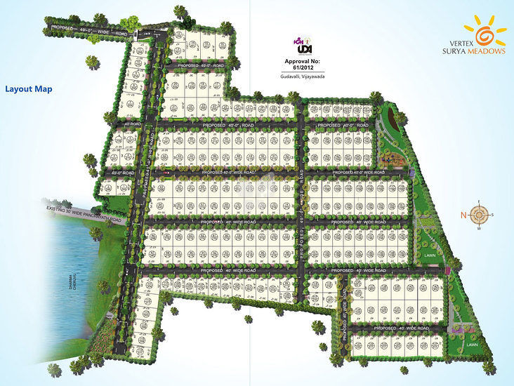 Vertex Surya Meadows - Master Plans