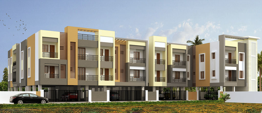 Vishnu Lokesh Homes - Elevation Photo