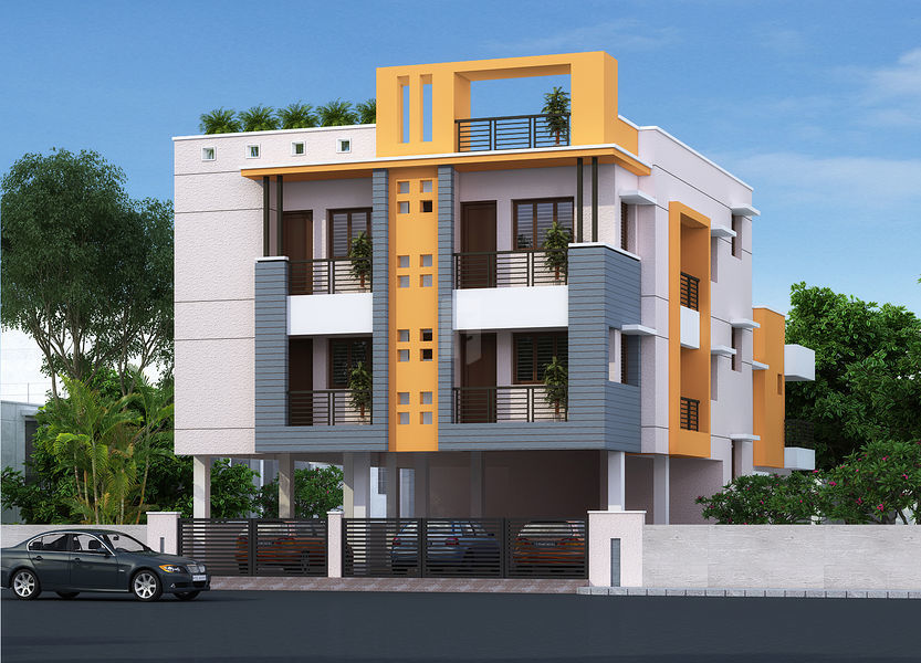 Creative Ishwarayam - Project Images
