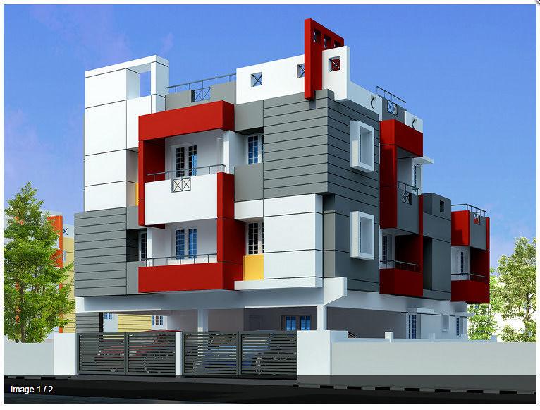 JR Sai Samarth - Elevation Photo