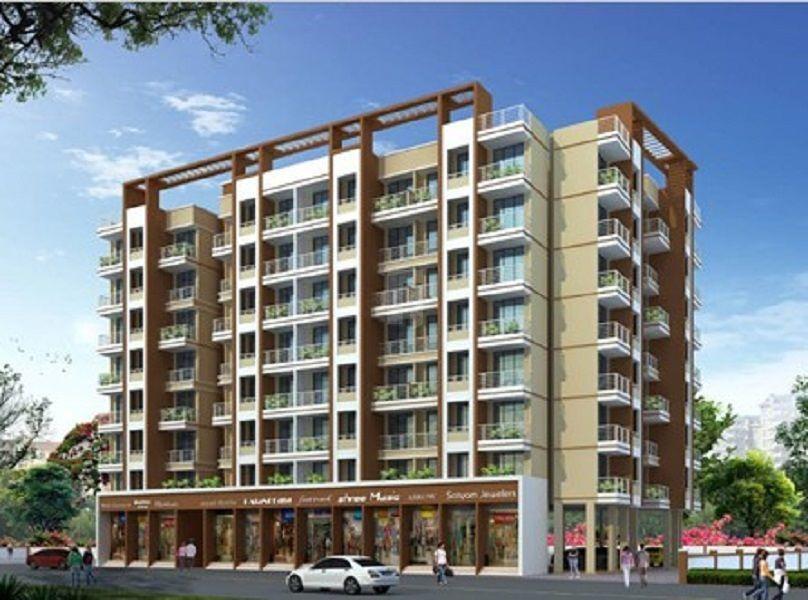 Deepjyoti Neelkanth Residency - Project Images