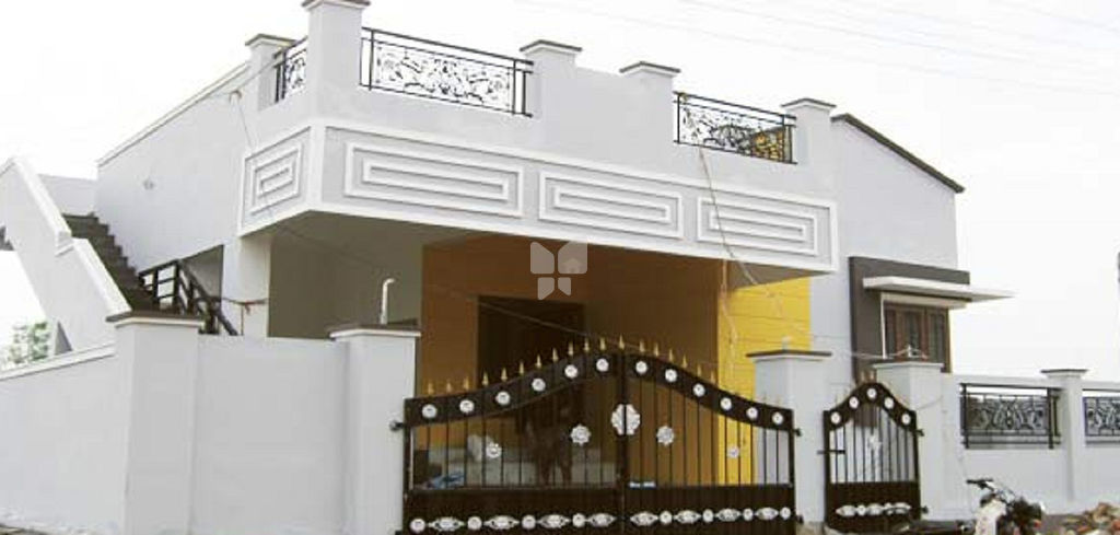 Adura D Nagar House - Elevation Photo