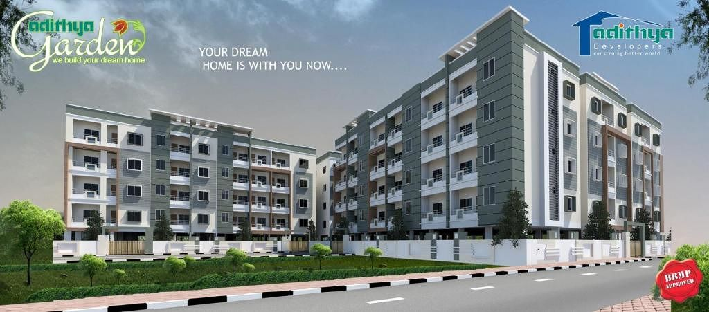 Adithya Garden - Project Images