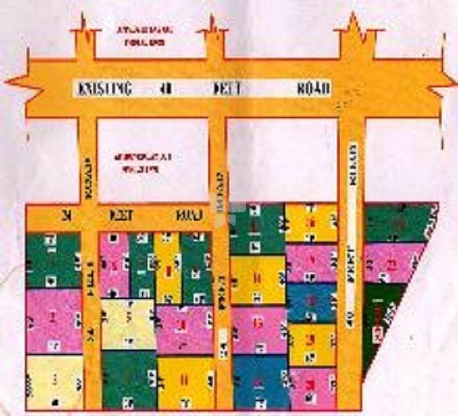 City Lands Kabi Nagar - Master Plan