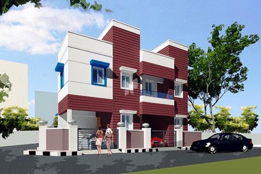 Ryka Anand Villa - Elevation Photo