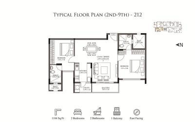 hm-crescendo-in-jp-nagar-6th-phase-floor-plan-2d-1tt6