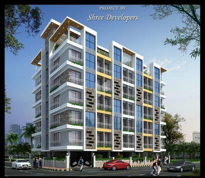 Shree Siddhi Apartment - Elevation Photo