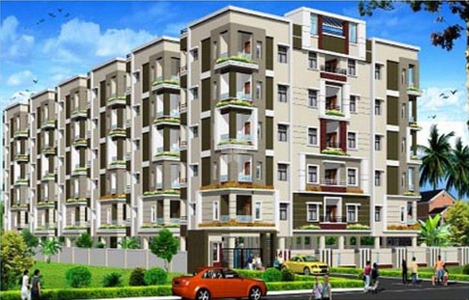 Nanda Residency - Elevation Photo