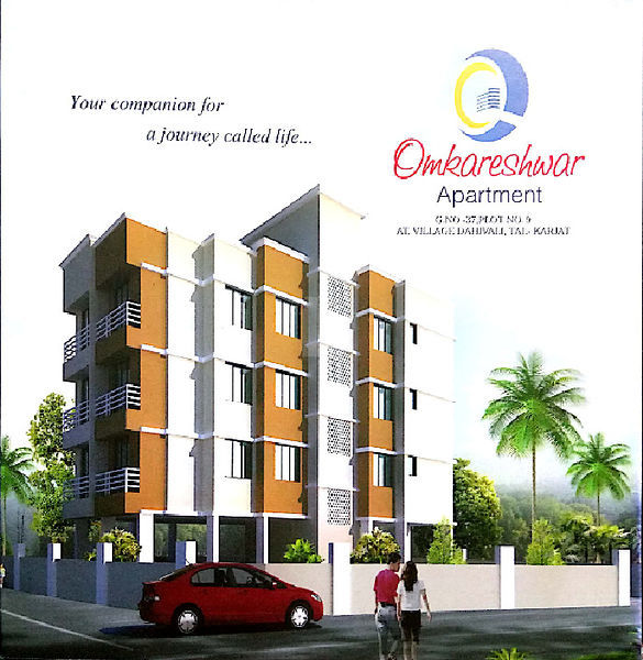 Omkareshwar Apartment - Project Images