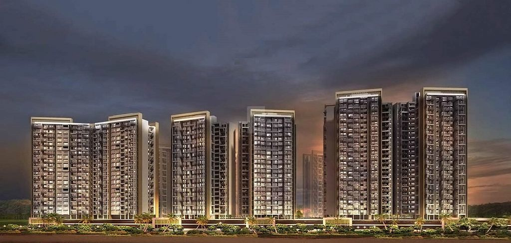Purva Silversands - Project Images
