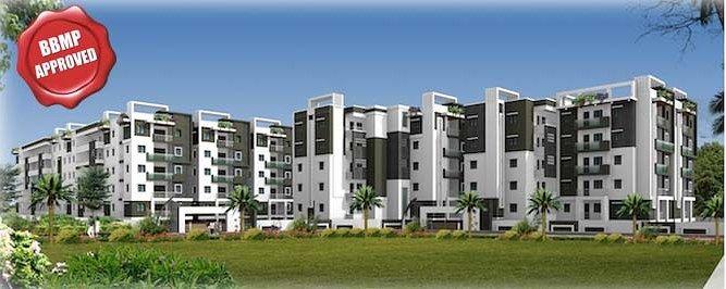 VS Sai Ashraya - Elevation Photo
