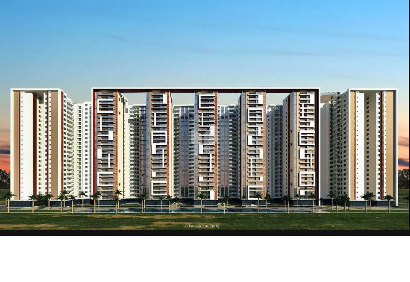 The Advantage Raheja Acco - Elevation Photo