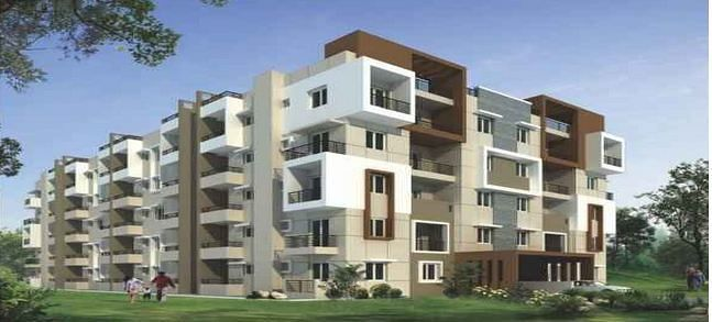 Mithra Maanya Mansion - Elevation Photo