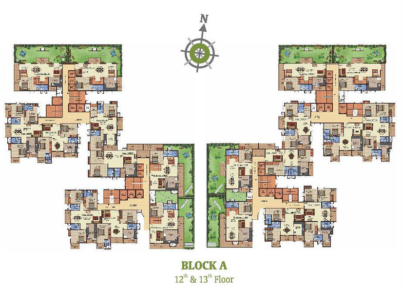 2 bhk apartments in mahaveer riviera jp nagar 5th phase for 13th floor bangalore contact number