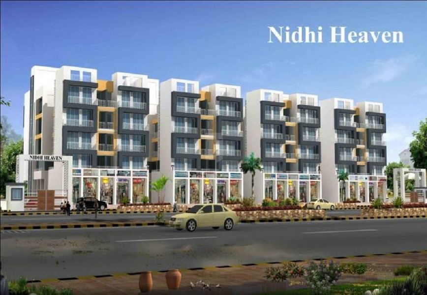 Nidhi Heaven - Project Images