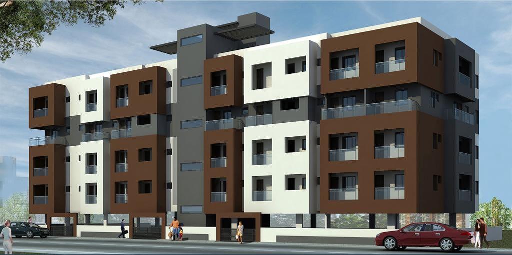 Sai Krupa Vestaa Homes - Project Images