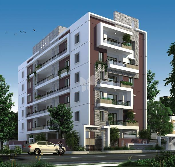 Rishis Sai Serenity - Elevation Photo