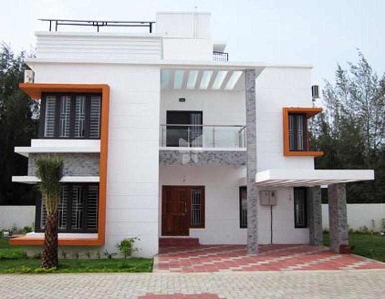 A Square Villa - Project Images