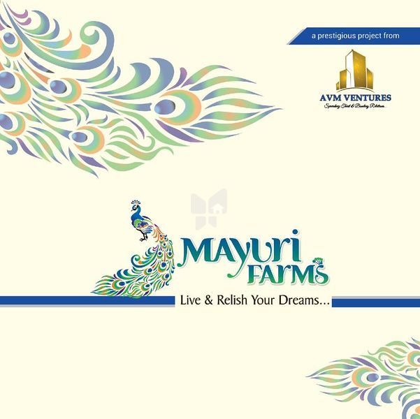 AVM Mayuri Farms - Project Images