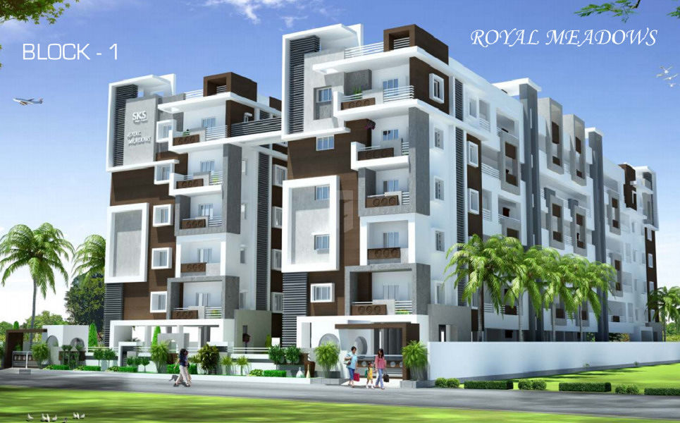 Himaja SKS Royal Meadows - Project Images