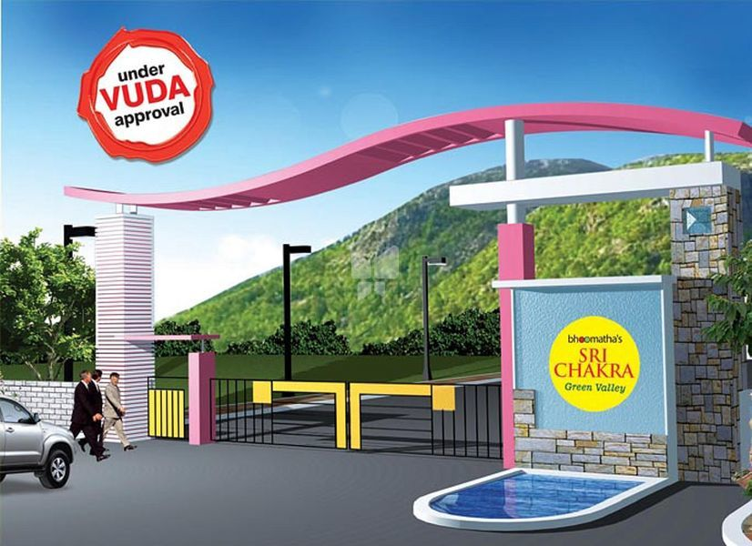 Bhoomatha Sri Chakra Green Valley - Project Images
