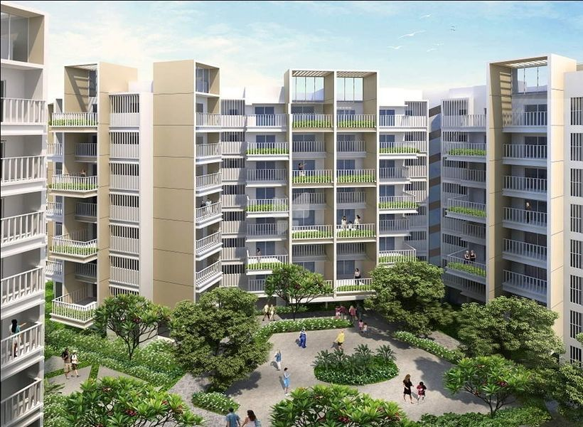 Ahuja Prasadam Phase I - Project Images