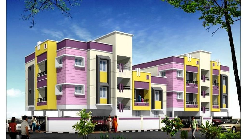 Anirudh Amirtha Castle And Dhanya Castle - Project Images