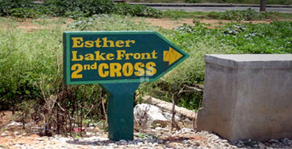Esther Lake Front - Elevation Photo