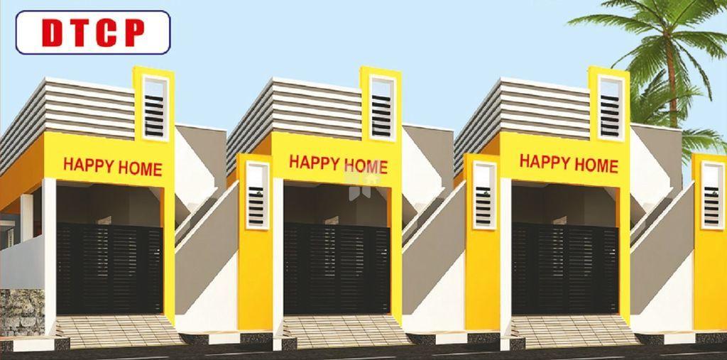 Sengeni Builders @ Nethaji Nagar - Elevation Photo