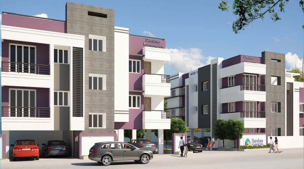 Darshan Kumaragam - Elevation Photo