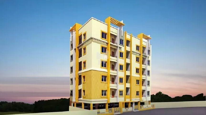 Shantha Radha Govind Residency - Elevation Photo