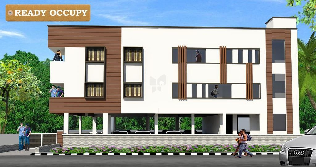 Ishwar Homes - Elevation Photo