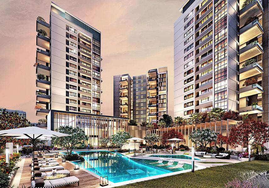 Kolte Patil 24K World Residences - Project Images