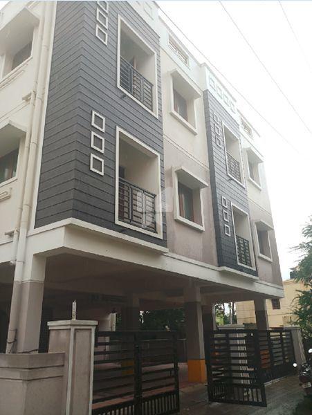Geetham Apartments - Elevation Photo