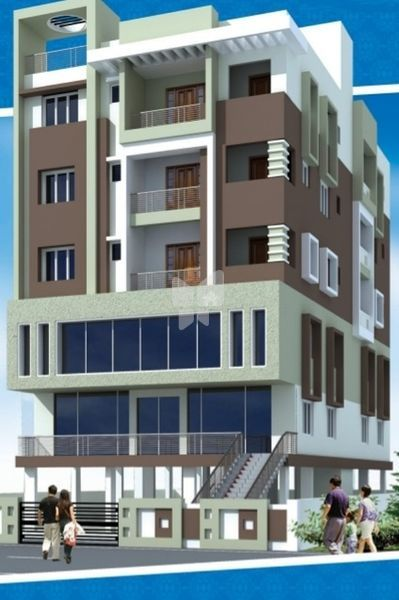 Bhoomathas Thalluri Heights - Project Images