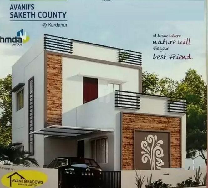 Avaniis Saketh County - Project Images