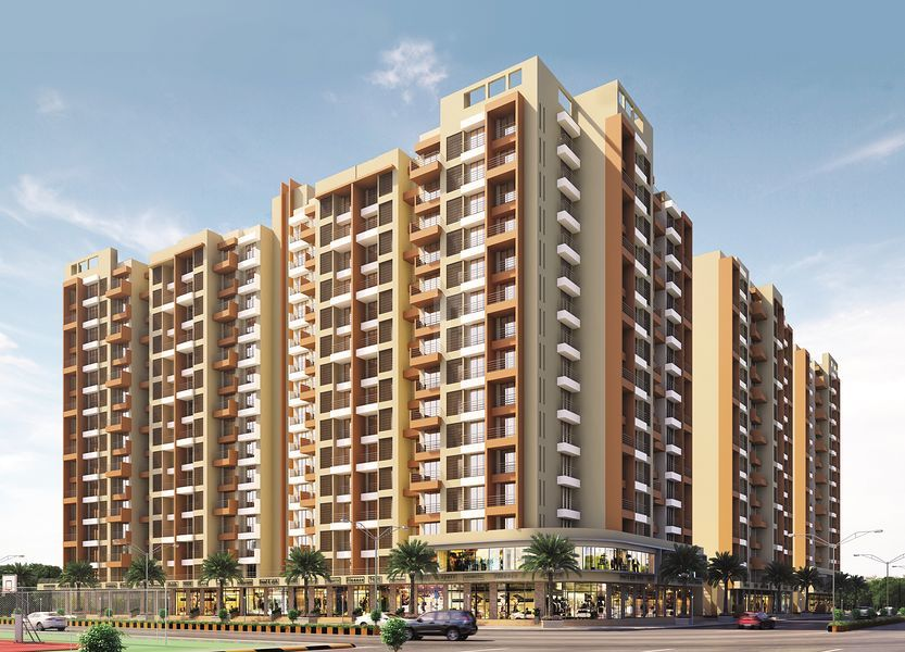 Poonam Park View Phase II - Project Images