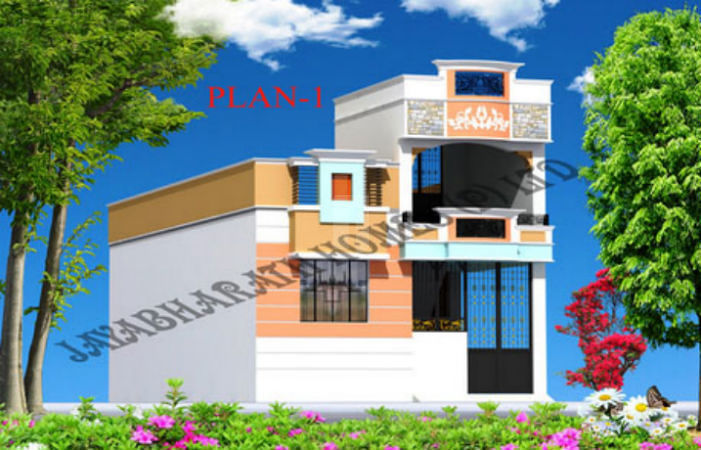 Jayabharath Cosmo City - Elevation Photo