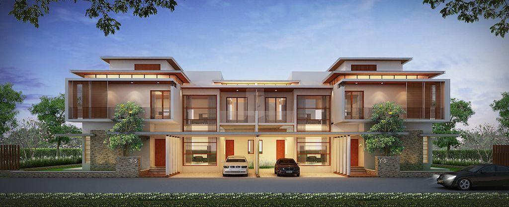 Mantri Signature Villas - Elevation Photo