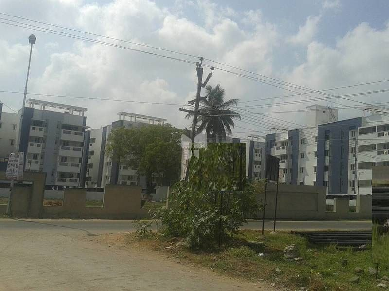 Gauravv Apartment - Elevation Photo