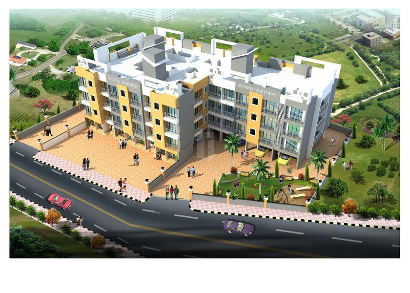 Harish Snigdha Apartment - Project Images