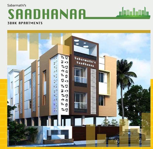 Sabarmathi's Saadhanaa - Elevation Photo